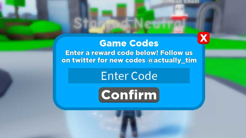 Roblox Thick Legends Redeem Code