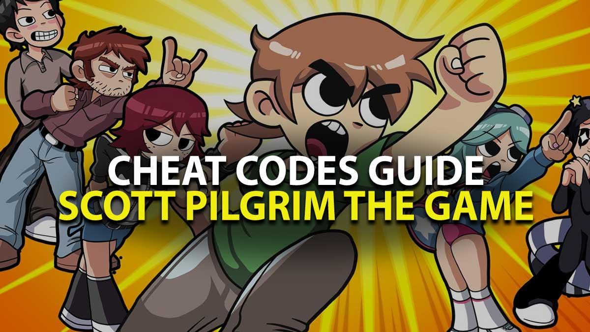 Scott Pilgrim Nintendo Switch Cheat Codes Guide