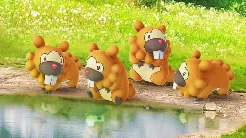 How To Get A Shiny Bidoof In Pokemon Go