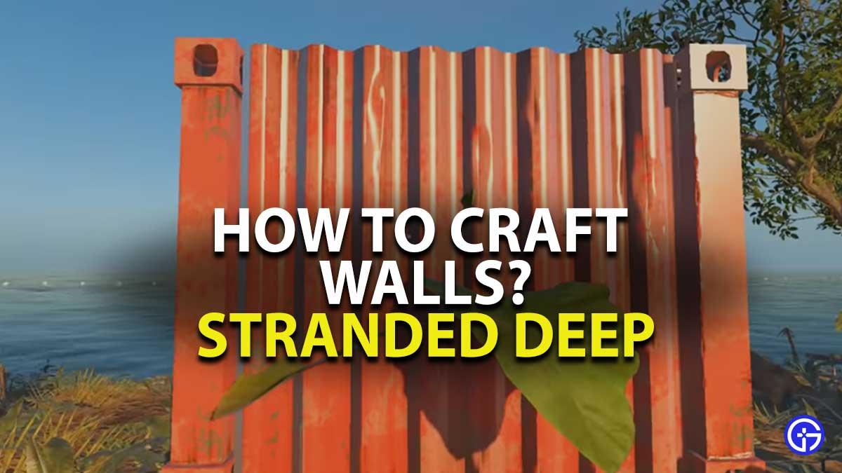 Cyberpunk 2077 Wall Crafting Guide
