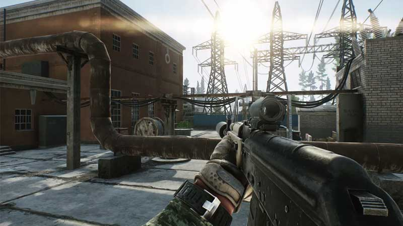 how to unlock peacekeeper quests in escape from tarkov