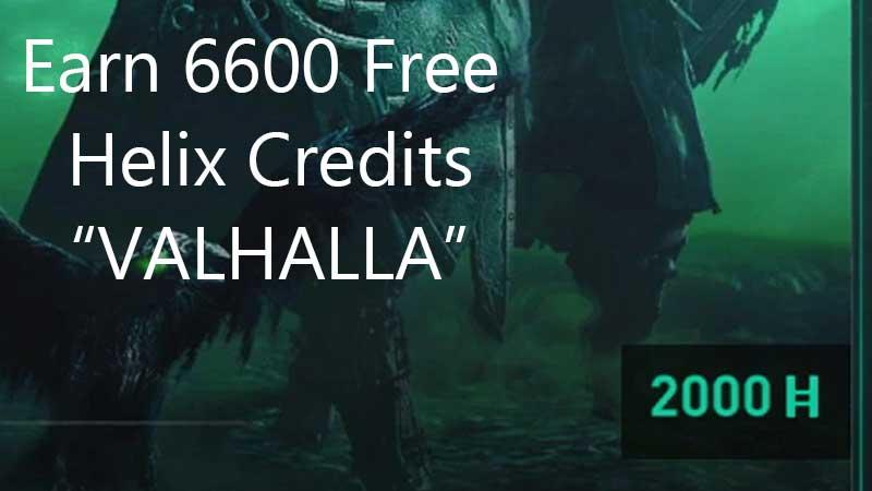 Valhalla Free Helix Credits