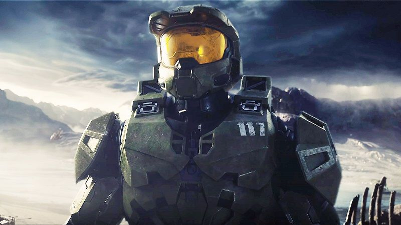 343 Industries Develop New Project Halo Universe