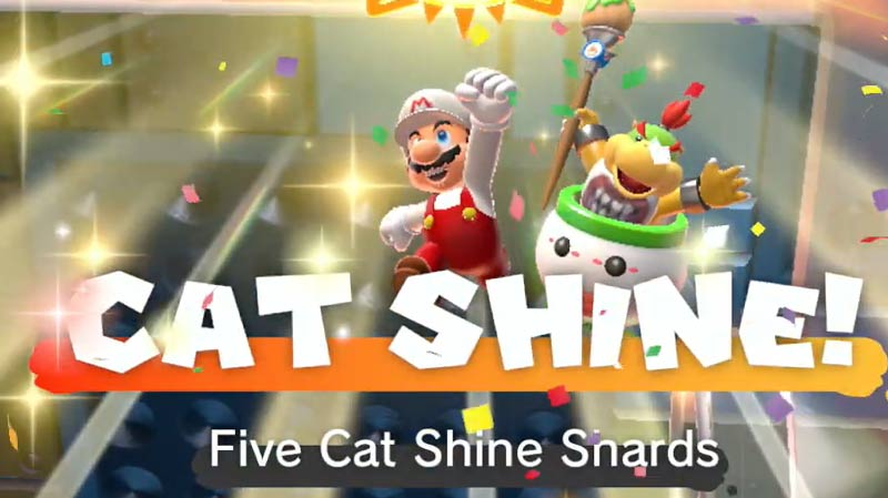 Five cat shine shards Pipe Path Tower