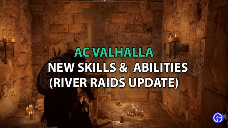 AC Valhalla New Skills And Abilities