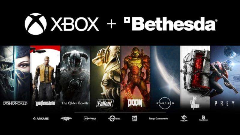 Bethesda's Sale To Microsoft
