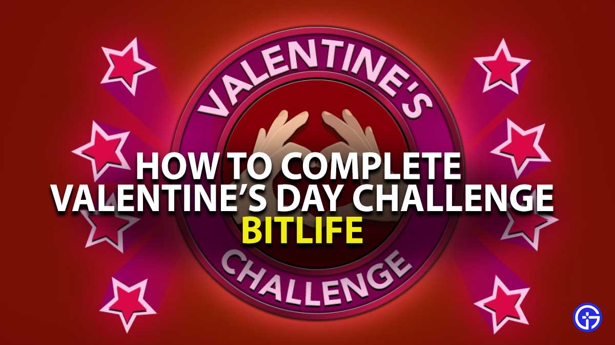 BitLife Valentine's Day challenge guide