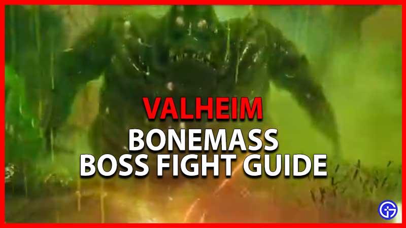 Valheim Bonemass