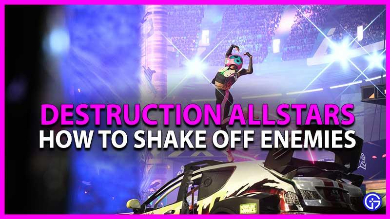 Destruction AllStars How To Shake Off Enemies