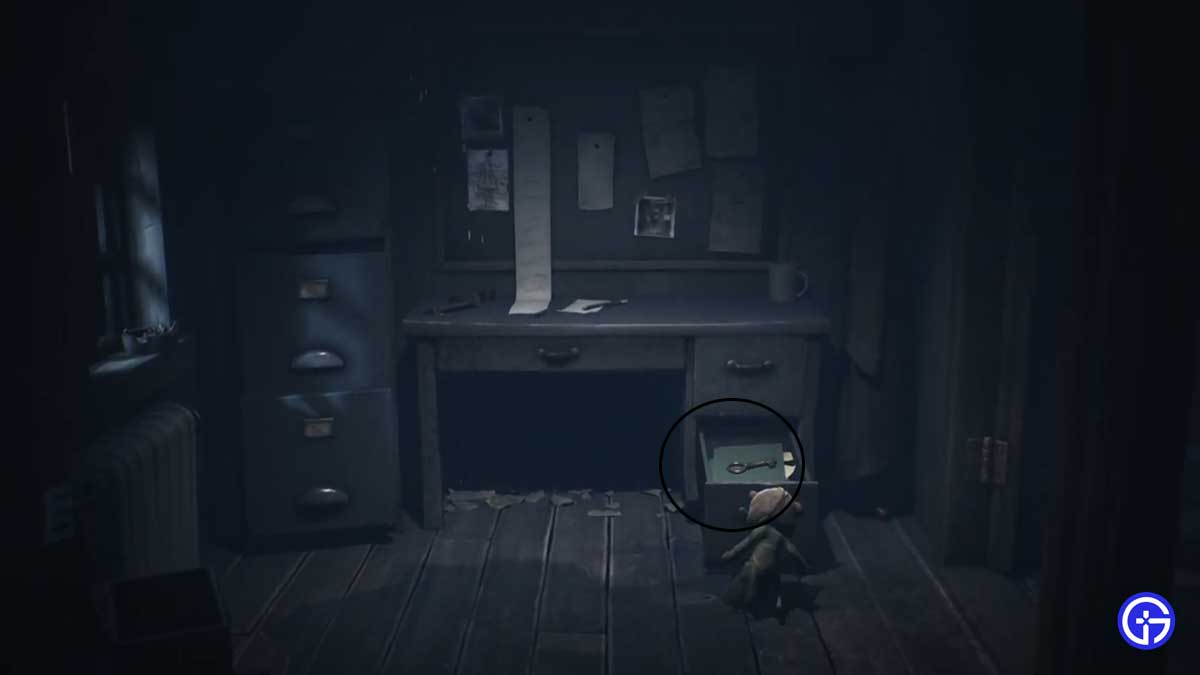 Elevator Puzzle (Chapter 4) in Little Nightmares 2