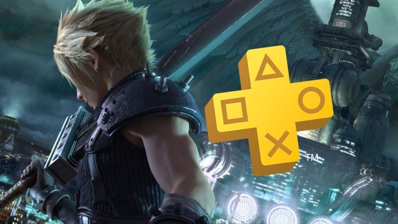 Final Fantasy VII Remake Free for PS Plus March 2021
