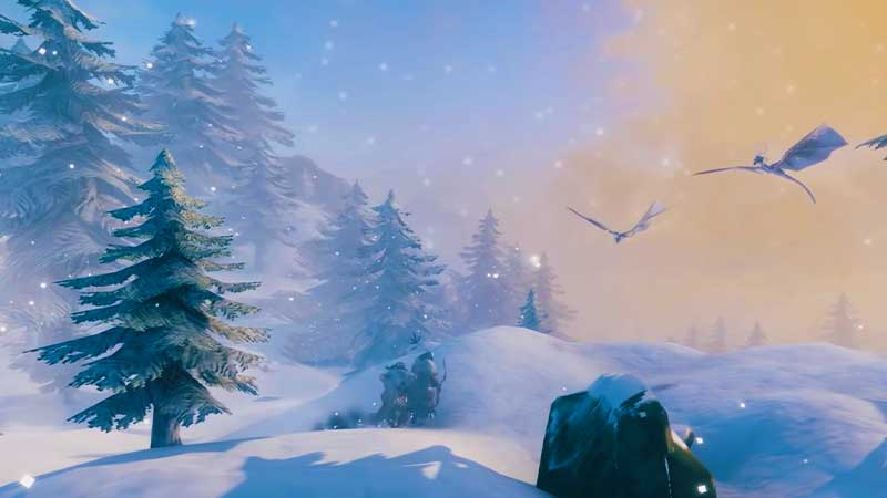 Frost Arrows Valheim