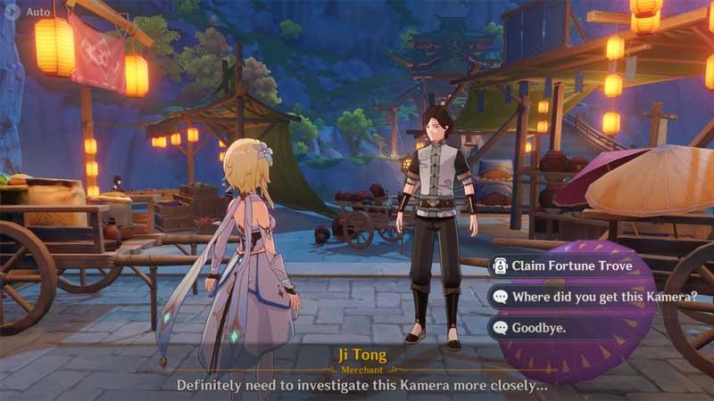 Genshin Impact Perfect Shot Quest Guide