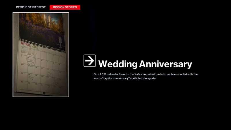 Hitman 3 Crystal Anniversary murder by proxy