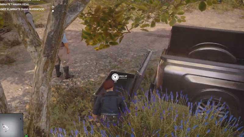 Hitman 3 Steal the Earpiece