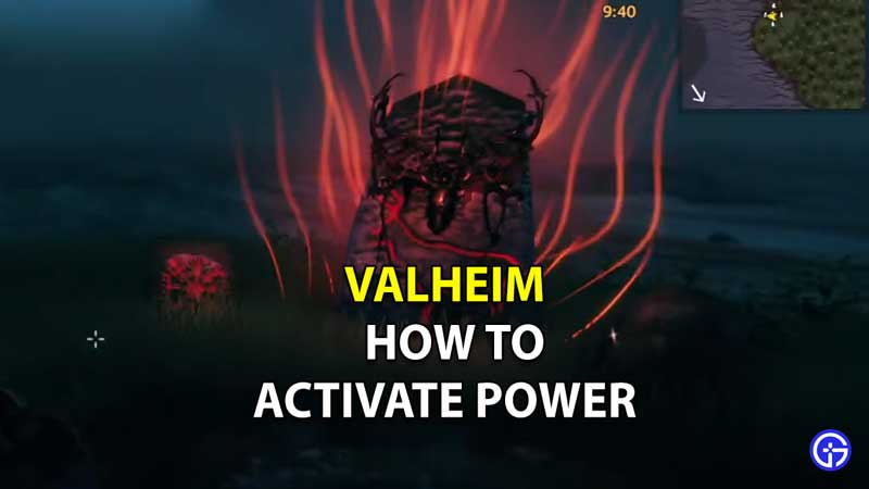 How to Activate Power in Valheim