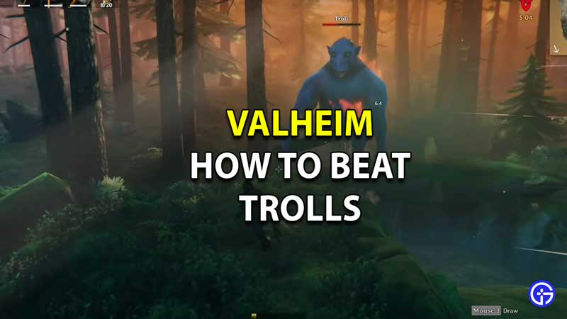 How to Defeat the Troll in Valheim