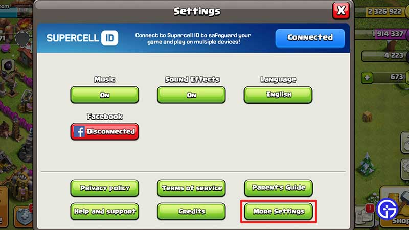 How To Change Your Name In Clash Of Clans