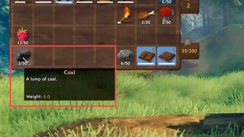 How To Make Coal Valheim