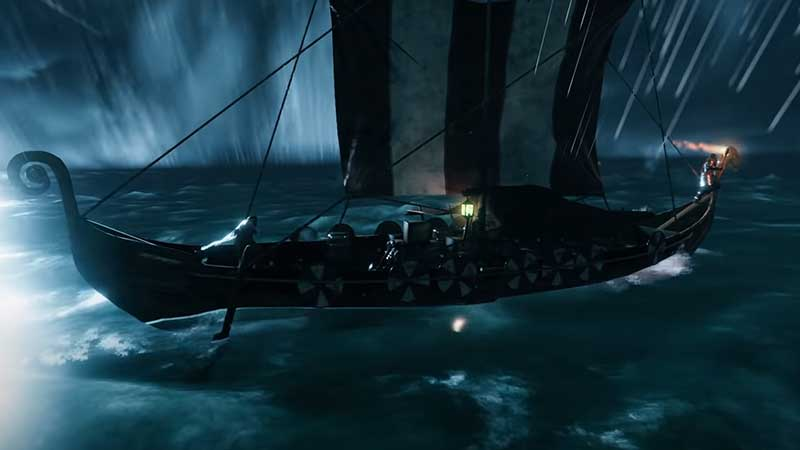 how to get longship valheim
