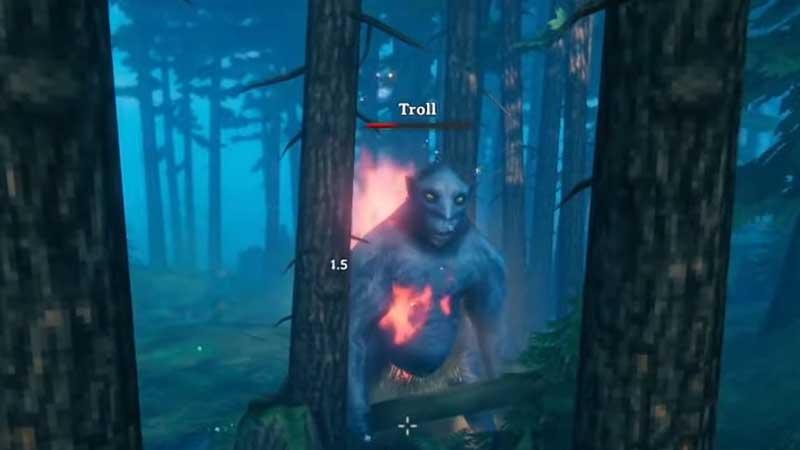 beat valheim trolls