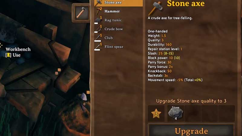 how to find stone valheim