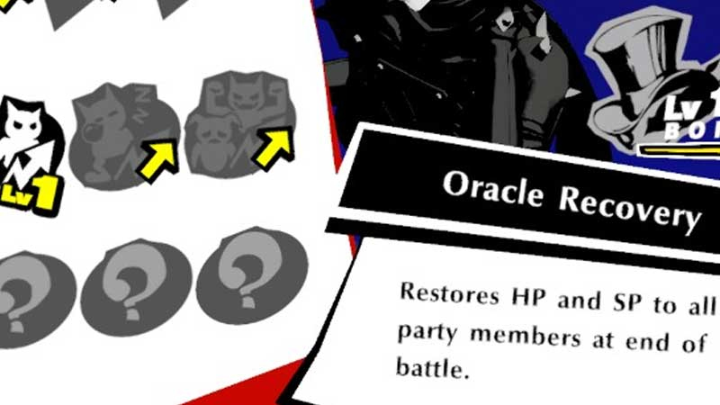 How To Restore SP Persona 5 Strikers