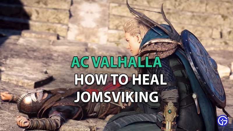 How to Heal Jomsviking in AC Valhalla River Raids