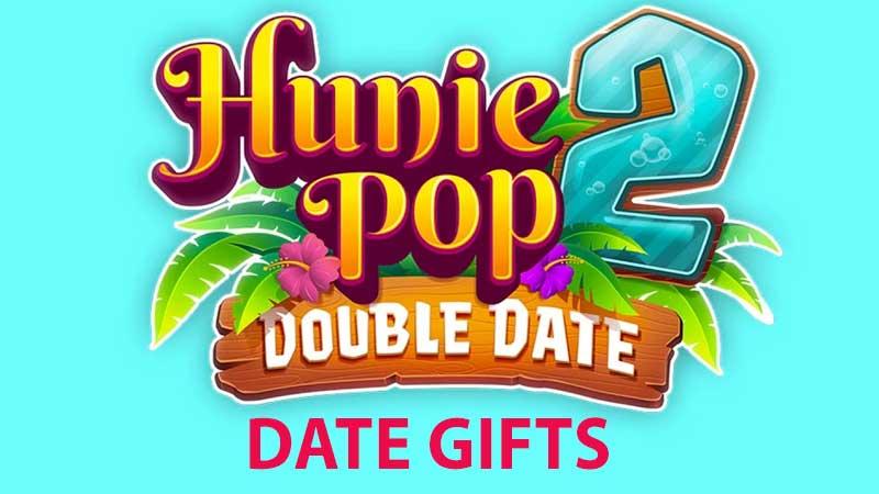 HuniePop 2 Date Gifts