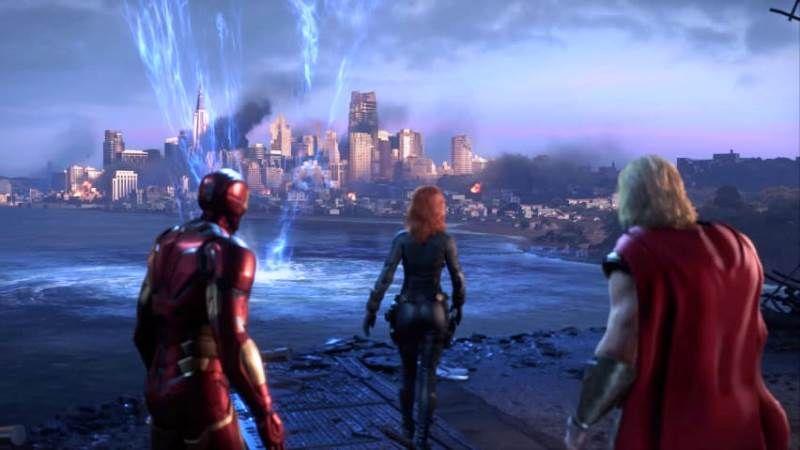 Marvel's Avengers Leak