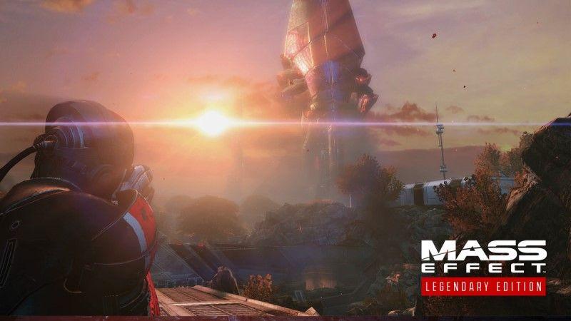 Mass Effect Legendary Edition for Nintendo Switch