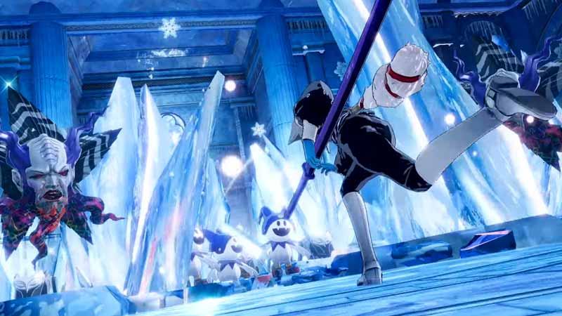 Master Arts Persona 5 Strikers