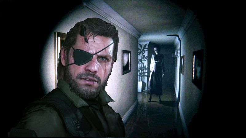 Metal Gear Solid, Silent Hill