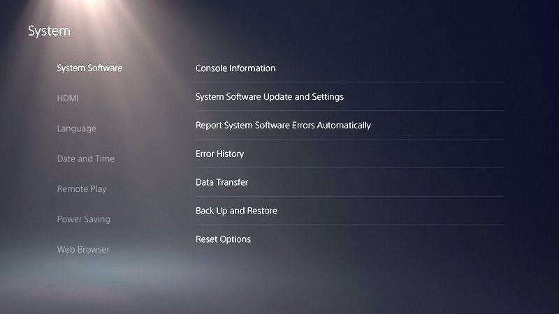 PS5 Firmware Update 20.02-02.50.00 Download
