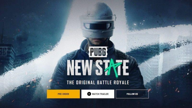 PUBG: New State News