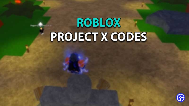 Roblox Project X Codes