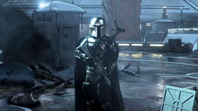 Star Wars Battlefront 2 Actor Hints The Mandalorian