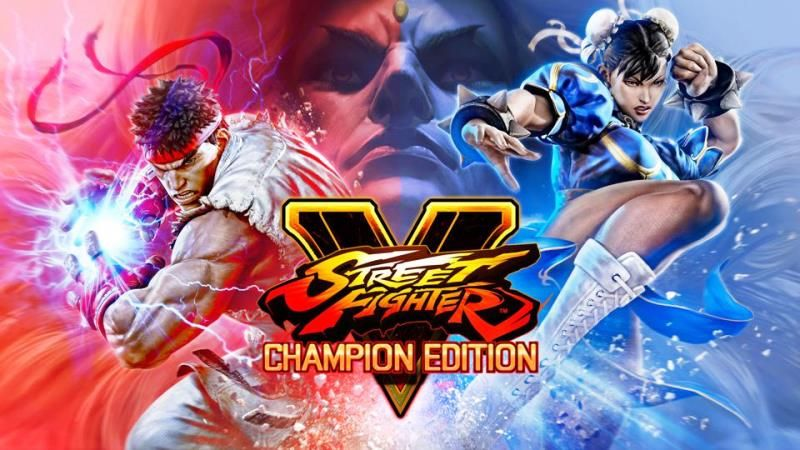 Street Fighter V Champion Edition Free Trial