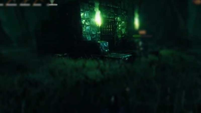 sunken crypts swamp