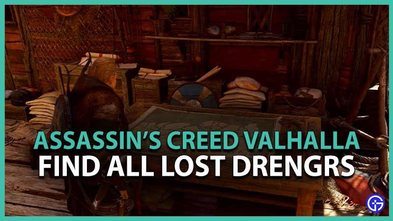 Valhalla Lost Drengrs