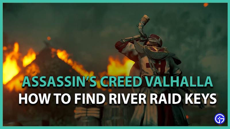 Valhalla River Raid Keys