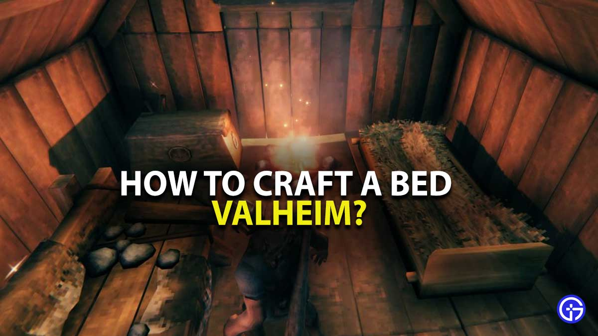 Valheim Bed Crafting Guide