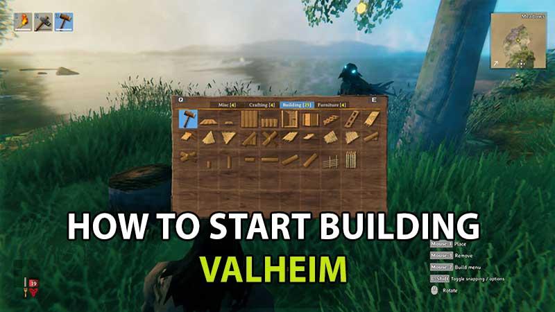 Valheim Building Guide