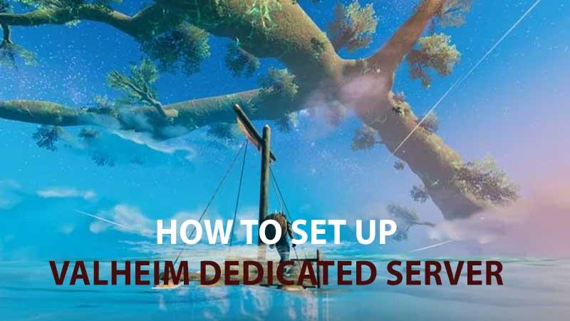 Valheim Dedicated Server Guide