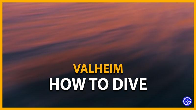 Valheim Dive