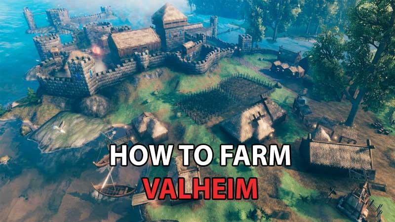 Valheim Farming Guide