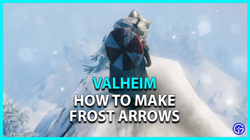 Valheim Frost Arrows