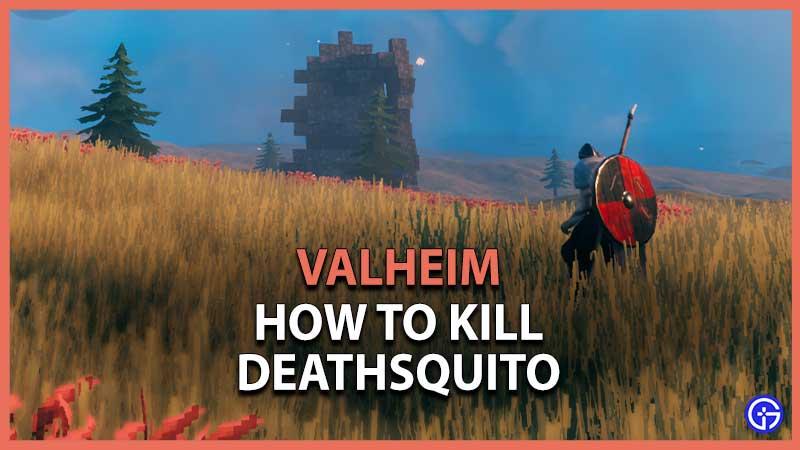 Valheim Kill Deathsquito