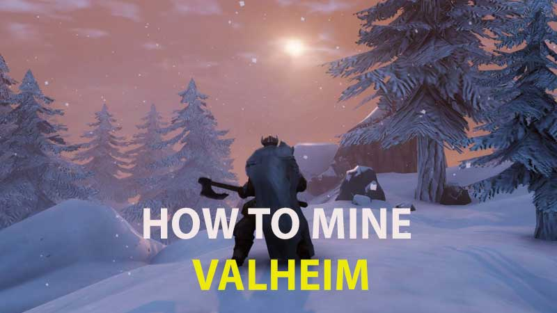 Valheim Mining Guide