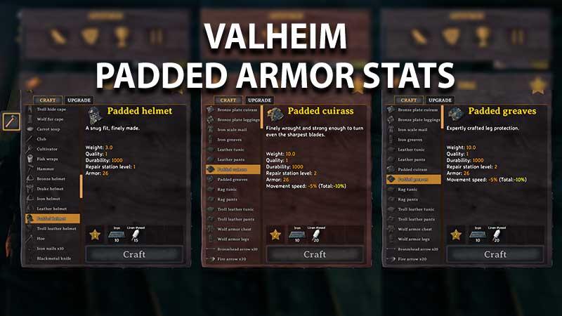 Calheim Padded Armor